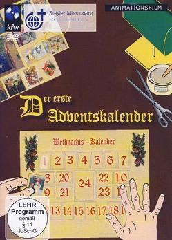 Der erste Adventskalender von Deutschmann,  Anton