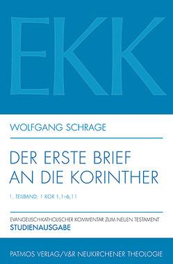 Der erste Brief an die Korinther von Schrage,  Wolfgang