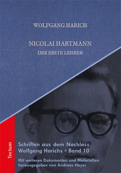Nicolai Hartmann von Harich,  Wolfgang, Heyer,  Andreas