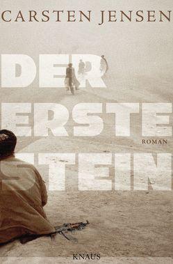 Der erste Stein von Jensen,  Carsten, Sonnenberg,  Ulrich
