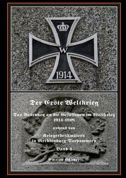 Der Erste Weltkrieg von Hübner,  Matthias
