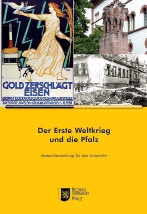 Der erste Weltkrieg und die Pfalz von Buntz,  Herwig, Endres,  Stefan, Paul,  Roland, Schaupp,  Stefan
