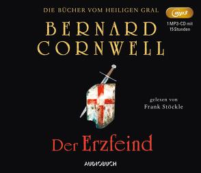 Der Erzfeind von Cornwell,  Bernard, Feldmann,  Claudia, Stoeckle,  Frank