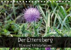 Der Ettersberg – Pilze und Wildpflanzen (Tischkalender 2018 DIN A5 quer) von Schachtschabel,  Jan