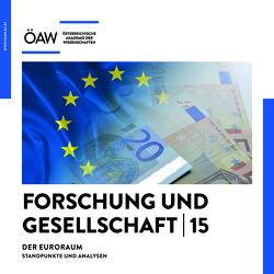 Der Euroraum von Österreichische,  Akademie der Wissenschaften, Schmitt,  Oliver Jens