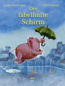 Der fabelhafte Schirm von Kramer,  Jackie Azúa, Sassouni,  Maral, Schaub,  Anna