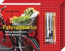Der Fahrraddoktor-Set – Mit 8-teiligem Multitool von Kern,  Alexander