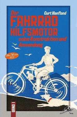 Der Fahrradhilfsmotor von Hanfland,  Curt