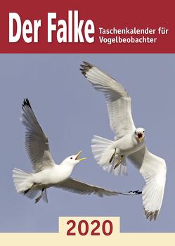 Der Falke-Taschenkalender für Vogelbeobachter 2020 von Redaktion Der Falke
