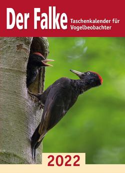 Der Falke-Taschenkalender für Vogelbeobachter 2022 von Redaktion Der Falke