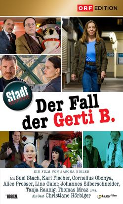 Der Fall der Gerti B. von Bigler,  Sascha