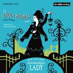 Der Fall der linkshändigen Lady von Mannchen,  Nadine, Springer,  Nancy, Wietzorek,  Luisa