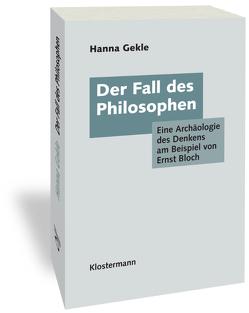 Der Fall des Philosophen von Gekle,  Hanna