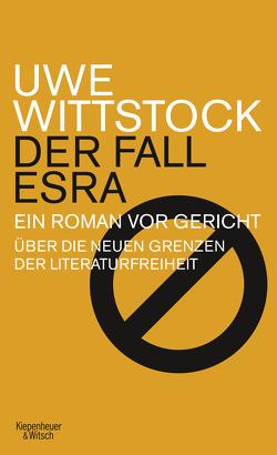 Der Fall Esra von Wittstock,  Uwe