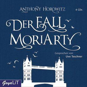 Der Fall Moriarty von Horowitz,  Anthony, Teschner,  Uve