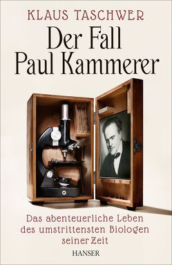 Der Fall Paul Kammerer von Taschwer,  Klaus