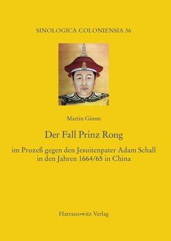 Der Fall Prinz Rong von Gimm,  Martin