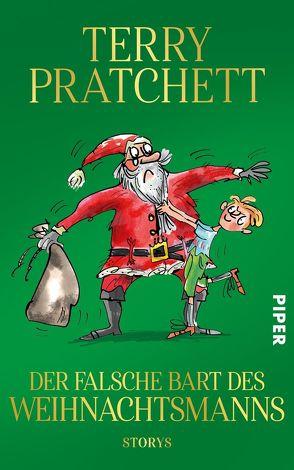 Der falsche Bart des Weihnachtsmanns von Beech,  Mark, Brandhorst,  Andreas, Pratchett,  Terry