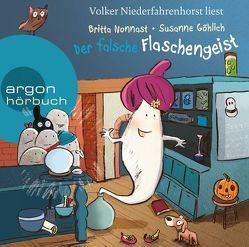 Der falsche Flaschengeist von Göhlich,  Susanne, Niederfahrenhorst,  Volker, Nonnast,  Britta