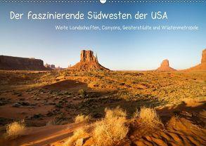 Der faszinierende Südwesten der USA (Wandkalender 2018 DIN A2 quer) von Heinzeroth,  Norbert