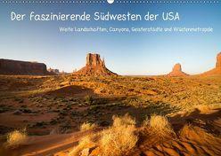 Der faszinierende Südwesten der USA (Wandkalender 2019 DIN A2 quer) von Heinzeroth,  Norbert