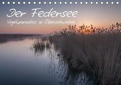 Der Federsee – Vogelparadies in Oberschwaben (Tischkalender 2019 DIN A5 quer) von Kerner,  Klaus