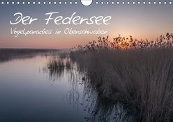 Der Federsee – Vogelparadies in Oberschwaben (Wandkalender 2019 DIN A4 quer) von Kerner,  Klaus