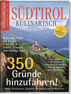 DER FEINSCHMECKER Südtirol Kulinarisch von Jahreszeiten Verlag