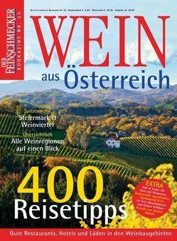 DER FEINSCHMECKER Wein aus Österreich von Jahreszeiten Verlag