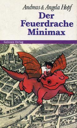 Der Feuerdrache Minimax von Hopf,  Angela