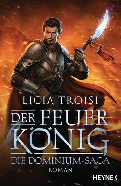 Der Feuerkönig von Genzler,  Bruno, Troisi,  Licia