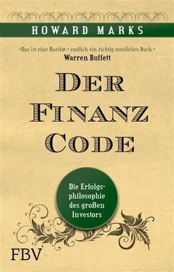Der Finanz-Code von Marks,  Howard