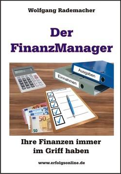 Der FinanzManager von Rademacher,  Wolfgang