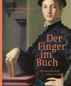 Der Finger im Buch von Schneider,  Ulrich Johannes