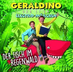 Der Fisch im Regenwald von Geraldino