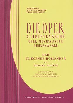 Der fliegende Holländer von Cornelissen,  Thilo, Stoverock,  Dietrich, Wagner,  Richard