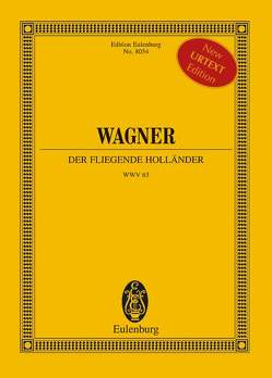 Der fliegende Holländer von Voss,  Egon, Wagner,  Richard