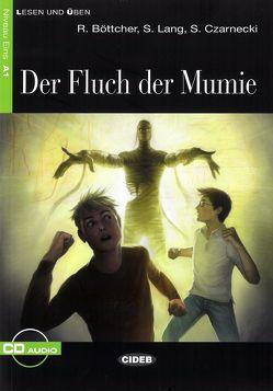 Der Fluch der Mumie von Böttcher,  Regine, Lang,  Susanne, Salvador,  K.
