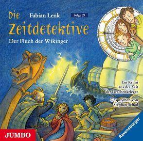 Der Fluch der Wikinger von Lenk,  Fabian, Schad,  Stephan