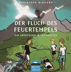 Der Fluch des Feuertempels von Becker,  Maurice, Fuchs,  Johannes, Soundkombinat Tonstudio Erfurt, Steinberg,  Jonas, Wiegand,  Christoph