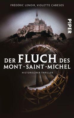 Der Fluch des Mont-Saint-Michel von Cabesos,  Violette, Lenoir,  Frédéric, Ranke,  Elsbeth