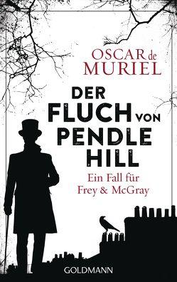 Der Fluch von Pendle Hill von Beyer,  Peter, Muriel,  Oscar de
