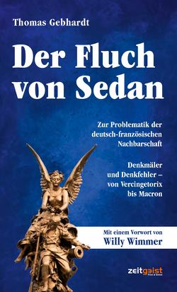 Der Fluch von Sedan von Gebhardt,  Thomas, Wimmer,  Willy