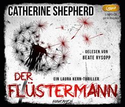 Der Flüstermann (1 MP3-CD) von Rysopp,  Beate, Shepherd,  Catherine