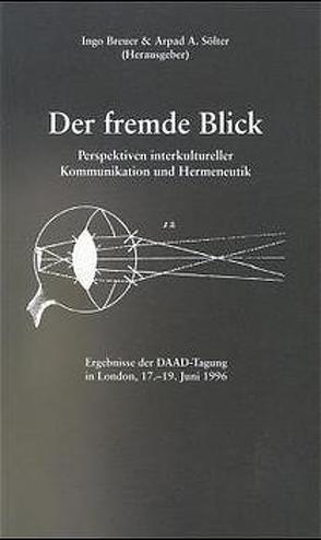 Der fremde Blick von Breuer,  Ingo, Sölter,  Arpat A.