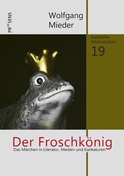 Der Froschkönig von Mieder,  Wolfgang