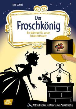 Der Froschkönig von Grimm Brüder, Künkel,  Elke