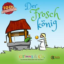 Der Froschkönig Märchenlern- und Bastelbuch von Lebsuch,  Bianka