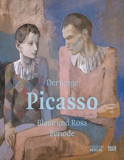 Der frühe Picasso von Bouvier,  Raphaël, Fondation Beyeler