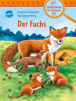 Der Fuchs von Döring,  Hans Günther, Reichenstetter,  Friederun